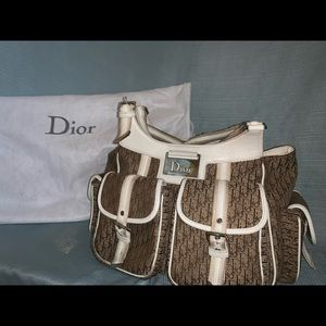 Authentic DIOR- Diorissmo Hobo Shoulder Bag.